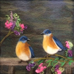 Bluebirds of Happiness