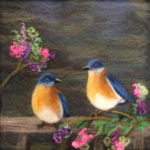 Bluebirds of Happiness