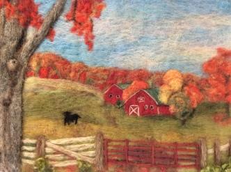 Farm in Fall