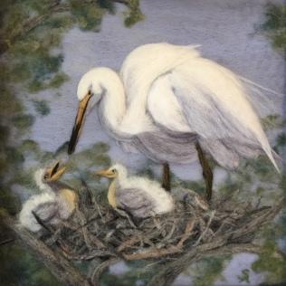 The Egret Nest